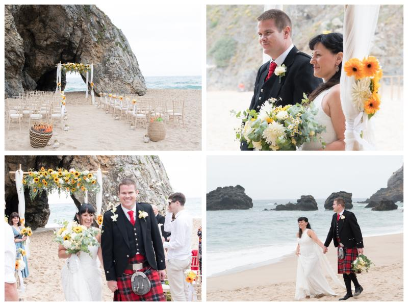 My Beach Wedding Portugal