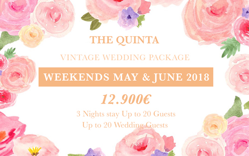 wedding package portugal