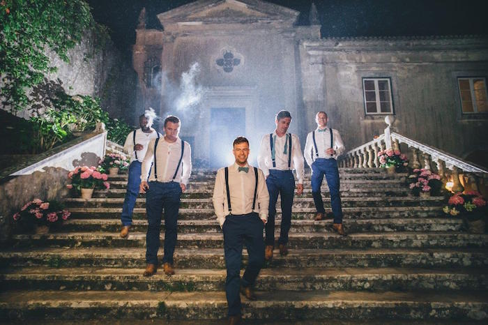 Gloria Aguiam Fotografas - The Quinta - My Vintage Wedding Portugal
