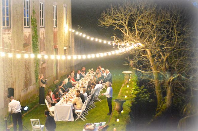 the quinta vintage wedding venue