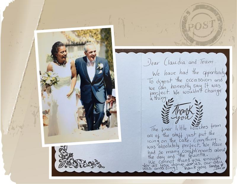my vintage wedding Portugal - guest review