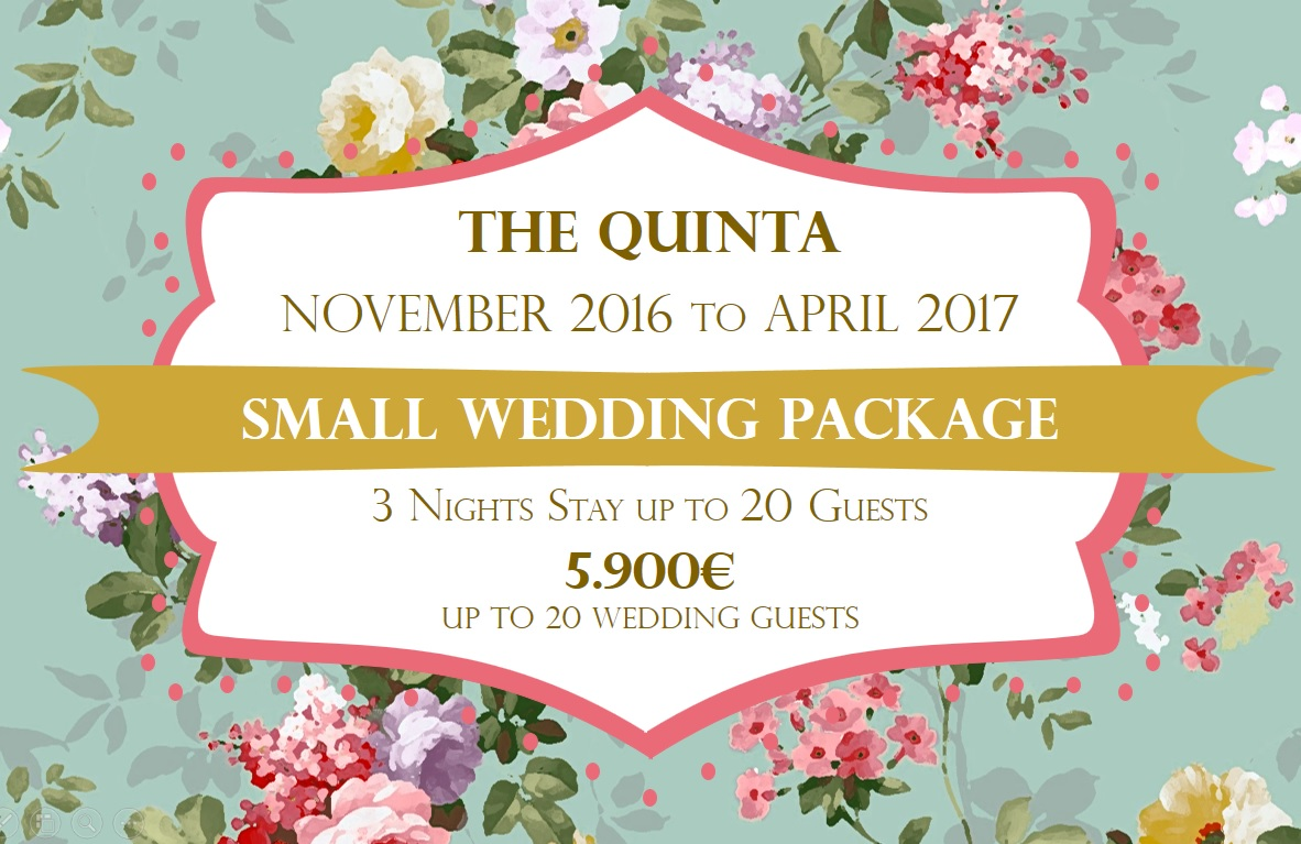 the quinta my vintage wedding in portugal small wedding package 2017